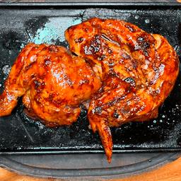 Chicken Bourbon
