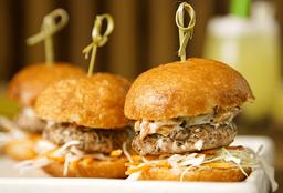 Izakaya Burgers Shiromi