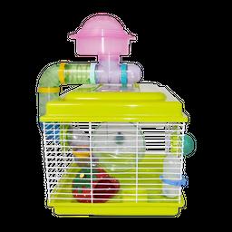 Jaula Hamster Completa