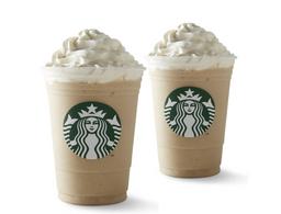 2 Frappuccino Mocha Blanco