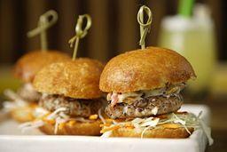 Izakaya Burgers Tuna
