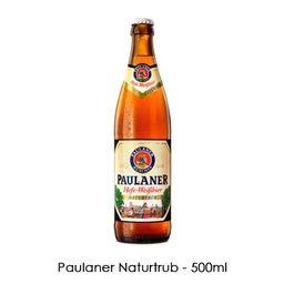 Cerveza Paulaner Naturtrub