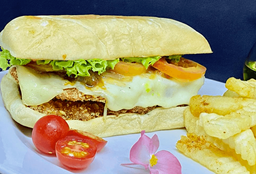 Sándwich Pollo Crispy