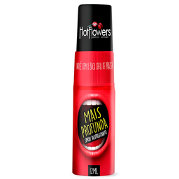 Spray Refrescante Para Sexo Oral - Mais Profunda