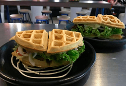 Waffle Crispy