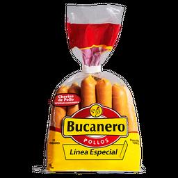 10 Und. Chorizo Bucanero Bolsa