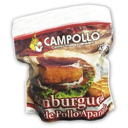 Hamburguesa Apanada Campollo 450 g