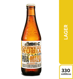 BBC Lager 330 ml
