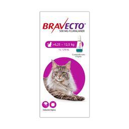 Bravecto Spot On Cat 500 Mg (6,2 - 12,5 Kg)
