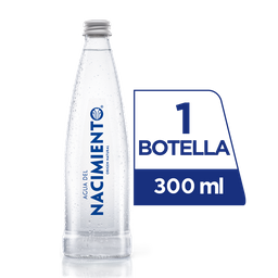Agua Mineral Nacimiento sin Gas