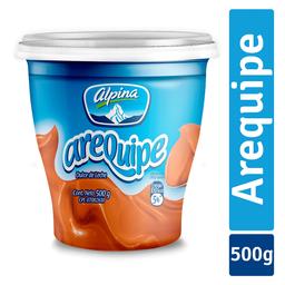 Postre Alpina Arequipe 500 g