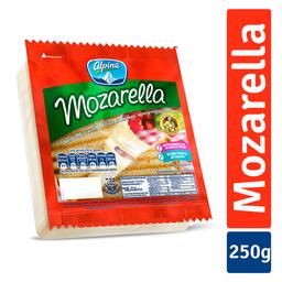 Queso Alpina Mozarella 250 g