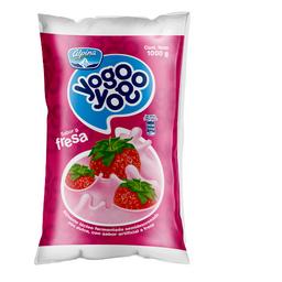 Yogurt Alpina Yogo Yogo Fresa Bolsa 1000 g