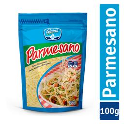Queso Alpina Parmesano Rallado Bolsa 100 g