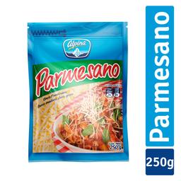 Queso Alpina Parmesano Rallado Bolsa 250 g