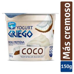 Yogurt Alpina Griego Coco Vaso 150 g