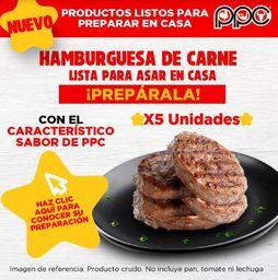 Hamburguesa x5