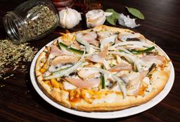 Pizza Bechamel