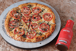 Pizza Artesanal o Rústica Nápoles