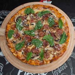 Pizza Artesanal o Rústica Matrizza