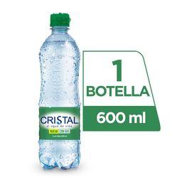 Agua Cristal Saborizada 500 ml