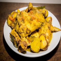 Pollo Sudao Coloraá
