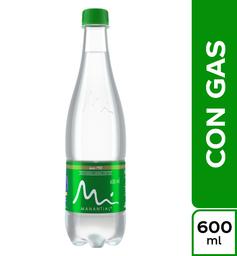 Manantial Con Gas 600 ml