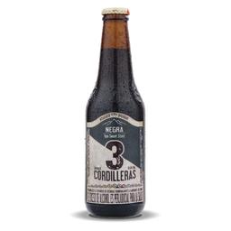 Cerveza Negra 3 Coordilleras