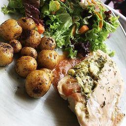 Almuerzo Casero