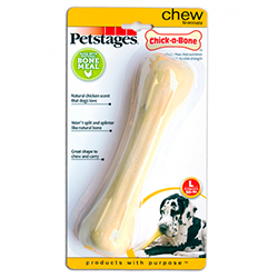 Petstages Chick a Bone Large