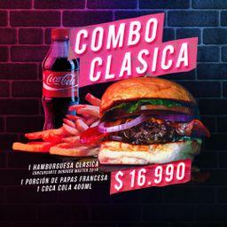 COMBO CLASICA
