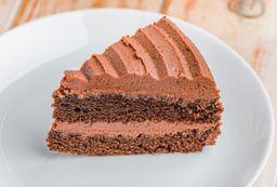 Porción milo cake