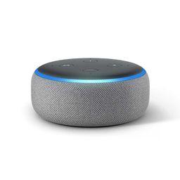 Amazon Echo Dot (3 Gen) Bocina de reconocimineto de voz Gris