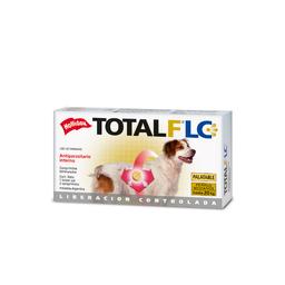 Desparasitante Total F LC Perro Mediano X 2 Tab