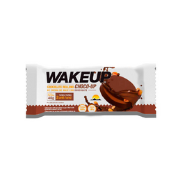 Wake Up Choco Up Barra De Chocolate Sin Azucar Natural