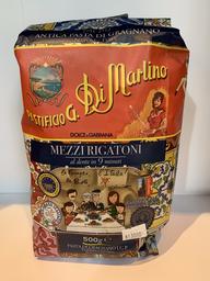 Pasta Mezzi Rigatoni Pastificio G Di Martino