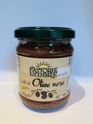 Pate De Aceitunas Negras Fattorie Umbre 180 g