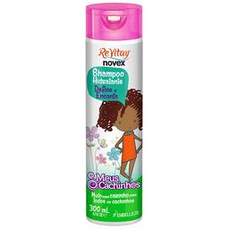 Novex vitay  shampoo meus cachos cachinhos  30o ml
