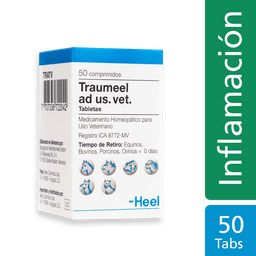 Traumeel Lt Inyectable 5 Ml Caja 5 Ampollas