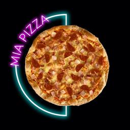 Pizza Carnes Pequeña