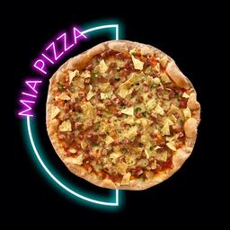 Pizza Ranchera Pequeña