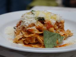 Fetuccini Pomodoro