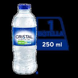 Cristal Sin Gas 250 ml