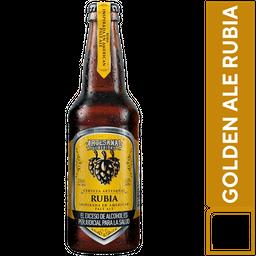 Golden Ale Rubia 330 ml