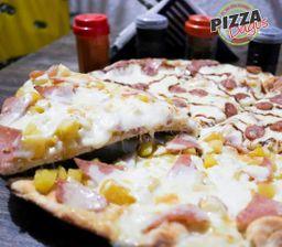 Combo: Pizza personal + Pan ajo