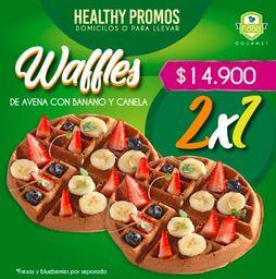 2x1 Waffles