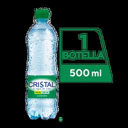 Cristal con Gas 500 ml