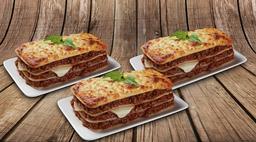 3x2 Lasagna Bolognesa