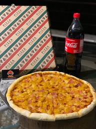 Combo Pizza Familiar Extragrande Honolulu