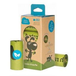 Bolsas Biodegradables/8 Rollos De Regarga Sin Aroma